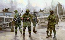 Zvezda Modern Russian Infantry
