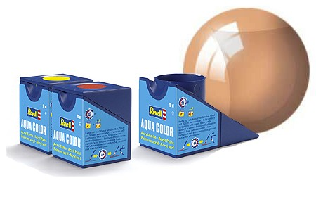 Revell Aqua Color 730 Orange Clear
