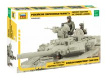Zvezda Modern Russian Tank Crew