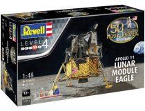Revell Model Set Apollo 11 Eagle Lunar Module (50 Years Moon Landing) makett