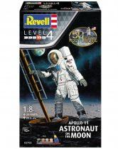 Revell Model Set Apollo 11 Astronaut on the Moon (50 Years Moon Landing) makett