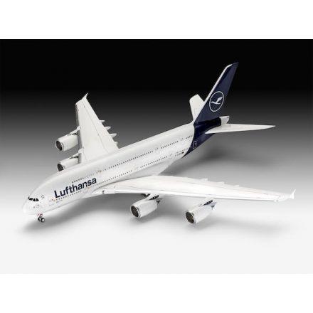 Revell Airbus A380-800 Lufthansa New Livery makett