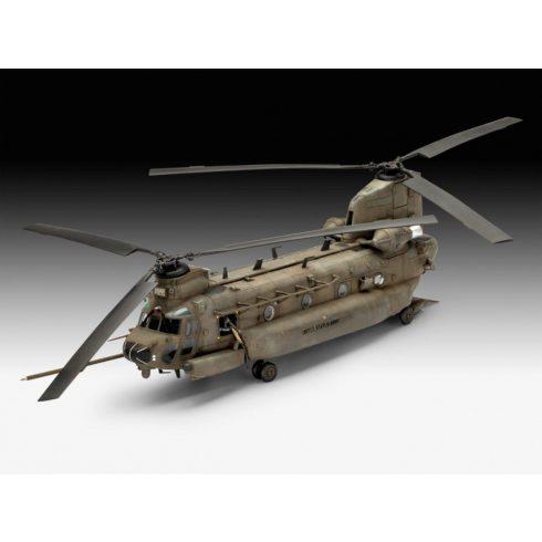 Revell Boeing MH-47 Chinook makett