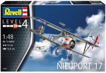 Revell Nieuport 17 makett