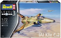 Revell IAI Kfir C-2 makett