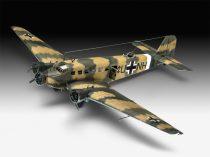 Revell Junkers Ju-52/3M Transport makett