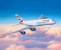 Revell Airbus A380-800 makett