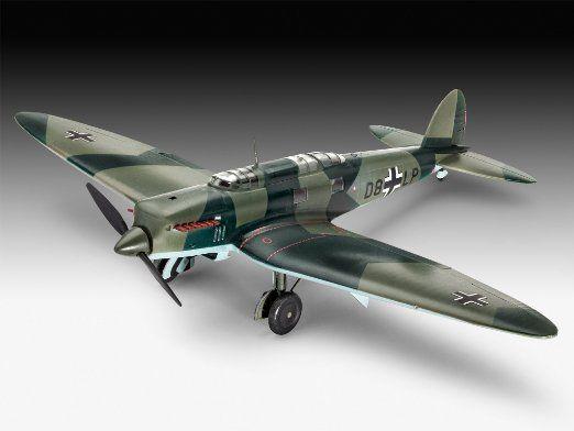 Revell Heinkel He70 F-2 makett