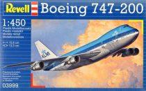 Revell Boeing 747-200 makett