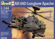 Revell AH-64D Longbow Apache makett