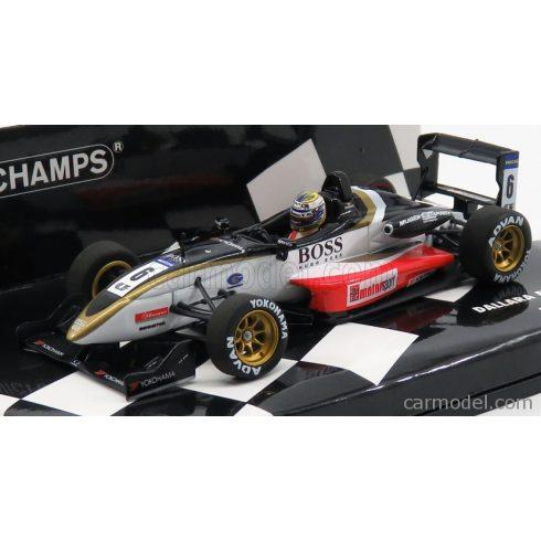 MINICHAMPS DALLARA F3 TEAM MERCEDES F303 N 6 MACAU GP 2003 N.ROSBERG