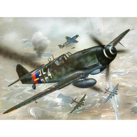 Revell Messerschmitt Bf 109 G-10 makett
