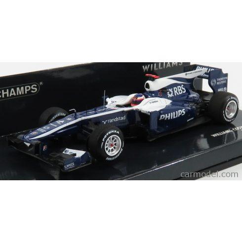 Minichamps Williams F1 FW32 N 9 SPANISH GP 2010 RUBENS BARRICHELLO