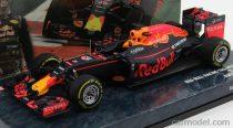 Minichamps RED BULL RACING F1 RB12 TAG HEUER N 3 AUSTRALIAN GP 2016 WITH FIGURE DANIEL RICCIARDO