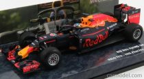 Minichamps RED BULL RACING F1 RB12 TAG HEUER N 3 HALO TEST BELGIAN GP 2016 D.RICCIARDO