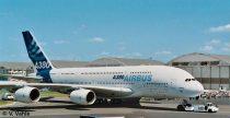 Revell Airbus A380 Design New livery makett