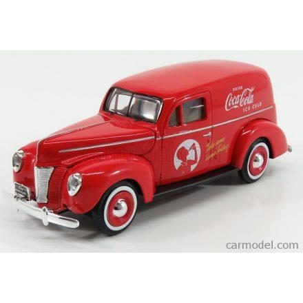 Motor City Classic FORD SEDAN DELIVERY VAN COCA-COLA 1940