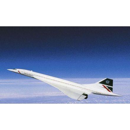 Revell Concorde British Airways makett