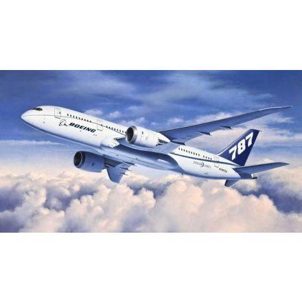 Revell Boeing 787-8 Dreamliner makett