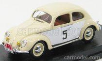 RIO MODELS VOLKSWAGEN BEETLE N 5 RALLY MONTECARLO 1956 PATTHEY - RENAUD
