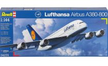 Revell Airbus A380 Lufthansa makett