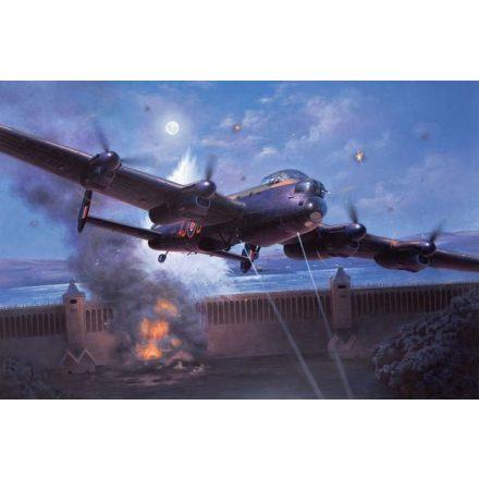 Revell Lancaster Dam Buster makett