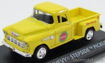 Motor City Classic CHEVROLET - STEPSIDE PICK-UP COCA-COLA 1955