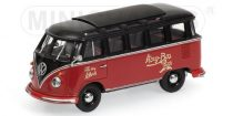 Minichamps VOLKSWAGEN T1 SAMBA BUS 1963 STORY BUS