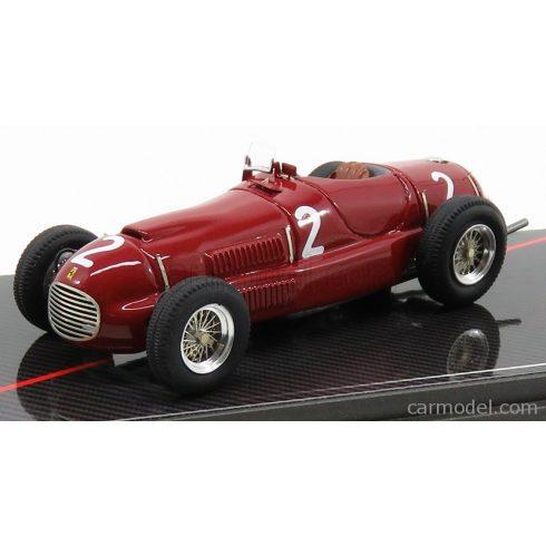 RARE MODELS FERRARI F1 166SC ch.008i N 2 III CIRCUITO DI MANTOVA 1948 T.NUVOLARI