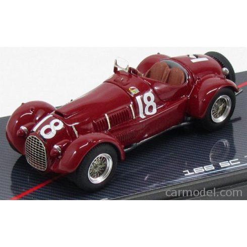 RARE MODELS FERRARI F1 166SC SPIDER ch.008i N 18 SEMIAEREODINAMICA PRACTICE PORTUGAL GP 1951 E.ROMANO