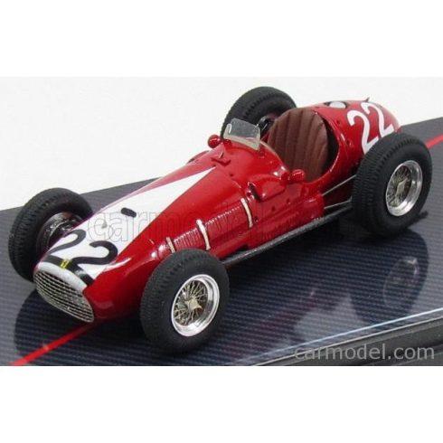RARE MODELS FERRARI 212 SPIDER ch.110F.1 N 22 GP DEL VALENTINO TORINO 1952 R.FISCHER