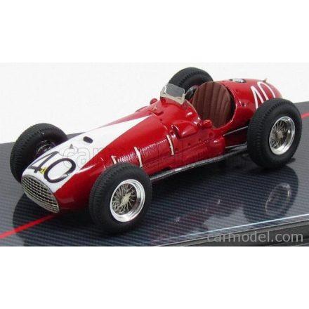 RARE MODELS FERRARI F1 212CH SPIDER N 40 SANREMO GP 1951 R.FISHER