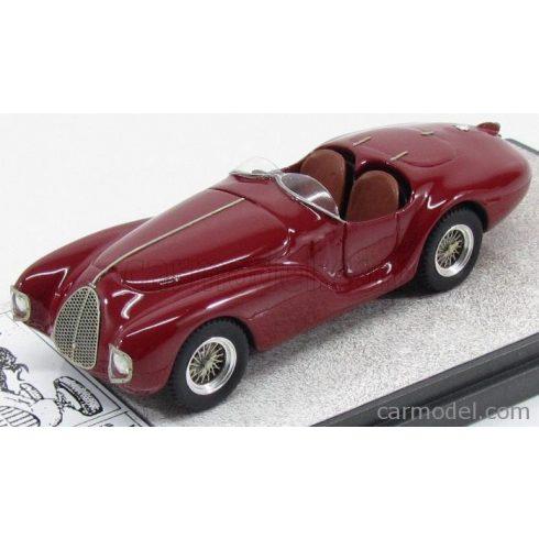 RARE MODELS FERRARI 815 SPIDER AUTO AVIO COSTRUZIONI ch.021 CODA CORTA ROAD CAR 1940 - PERSONAL CAR ALBERTO ASCARI