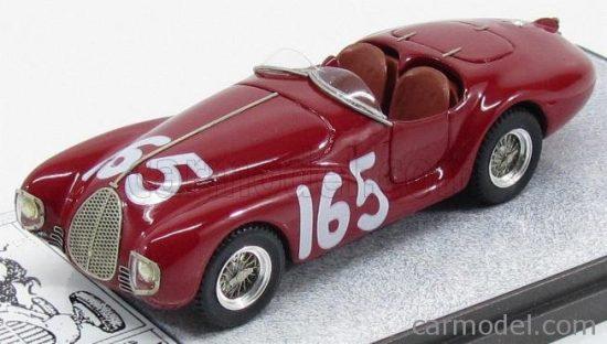 RARE MODELS FERRARI 815 SPIDER AUTO AVIO COSTRUZIONI ch.021 CODA CORTA N 165 COPPA D'ORO DELLE DOLOMITI 1947 E.BELTRACCHINI - G.CIVETTINI