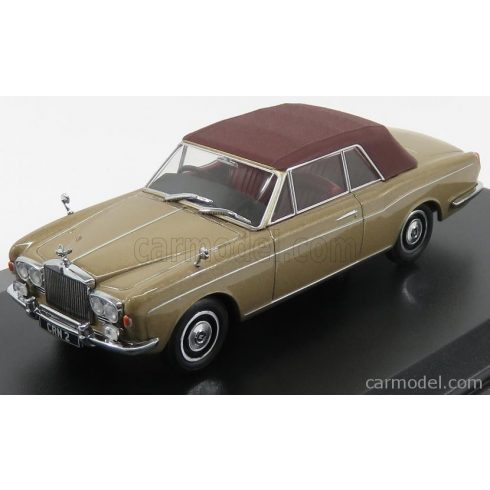 OXFORD MODELS ROLLS ROYCE CORNICHE CONVERTIBLE CLOSED 1971