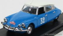 RIO MODELS CITROEN DS21 N 32 WINNER RALLY MONTECARLO (DAMES) 1966 POINETET - FOUGERAY