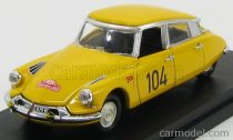 RIO MODELS CITROEN DS19 N 104 RALLY MONTECARLO 1962 MAUREL - COURBE