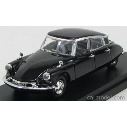RIO MODELS CITROEN DS19 PRESIDENTIAL CAR ATTEMPT CHARLES DE GAULLE 1962 - WITH BULLET HOLES