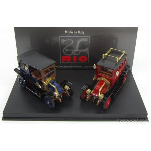 RIO MODELS RENAULT SET - TIPO X + AG 1907