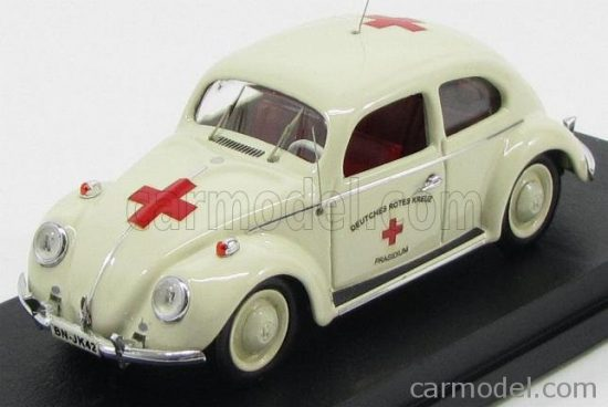 RIO MODELS VOLKSWAGEN BEETLE MEDICAL DEUTSCHES AMBULANCE 1955