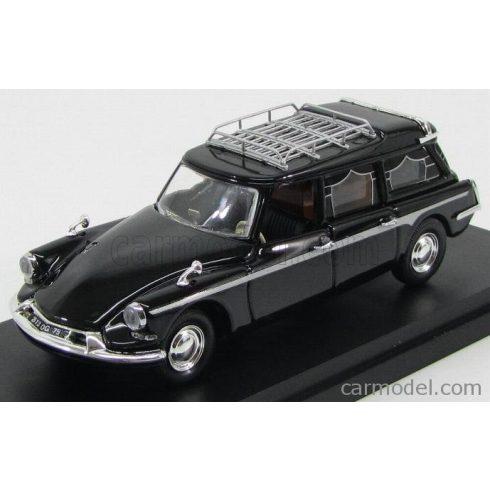 RIO MODELS CITROEN ID19 BREAK 1963 CARRO FUNEBRE - HEARSE - FUNERAL CAR - CON BARA - WITH COFFIN