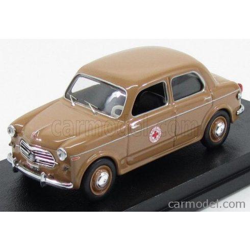 RIO MODELS FIAT 1100/103 CROCE ROSSA ITALIANA C.R.I. AMBULANZA 1956