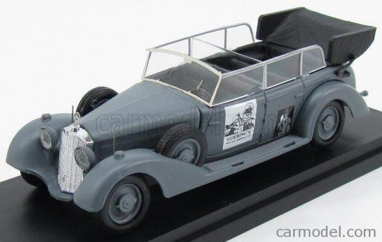 RIO MODELS MERCEDES BENZ 770K CABRIOLET 1936 - EX PERSONAL CAR HERMANN GOERING