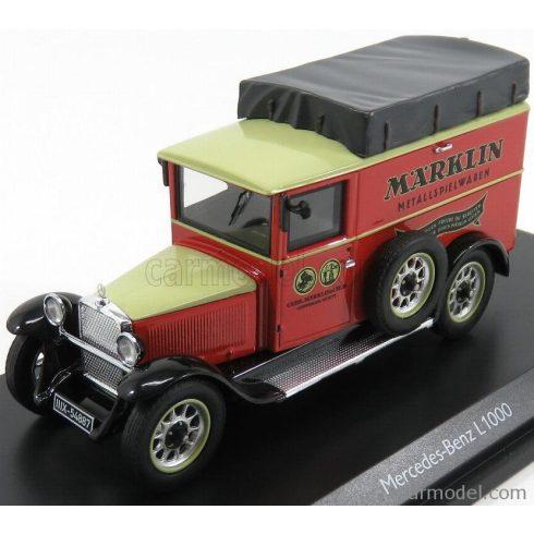 Schuco MERCEDES BENZ L1000 VAN MARKLIN 1929