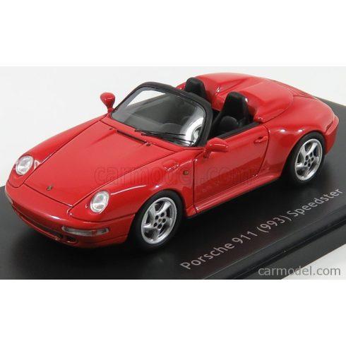 Schuco PORSCHE 911 993 SPEEDSTER 1995