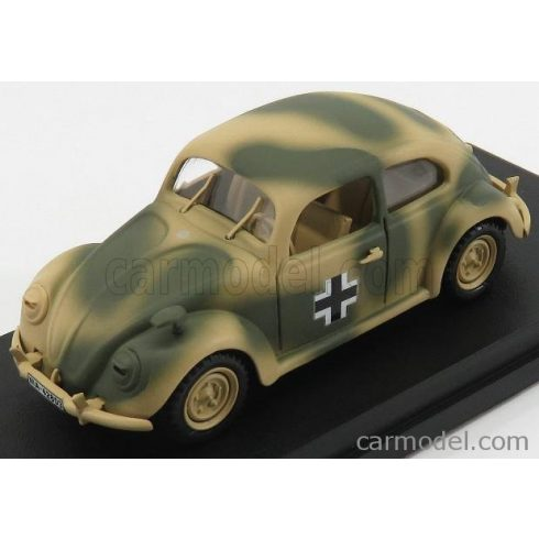 RIO MODELS VOLKSWAGEN BEETLE MAGGIOLINO AFRICA KORPS WEHRMARCHT EDITION 1941