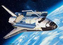 Revell Space Shuttle Atlantis makett