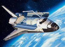 Revell Space Shuttle Atlantis makett