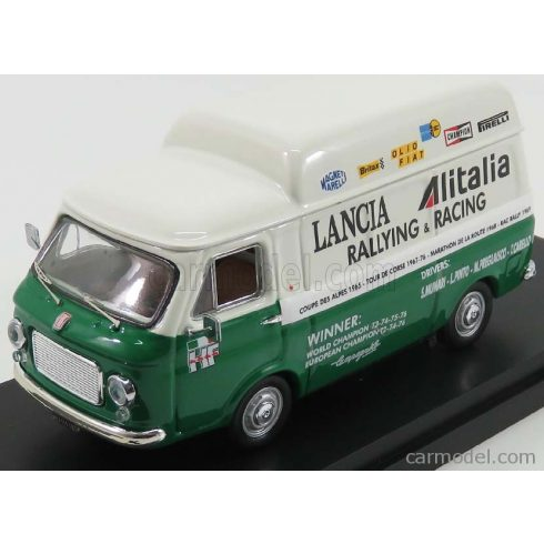 RIO MODELS FIAT 238 VAN TETTO ALTO ASSISTENZA LANCIA CORSE RALLY RACING 1975