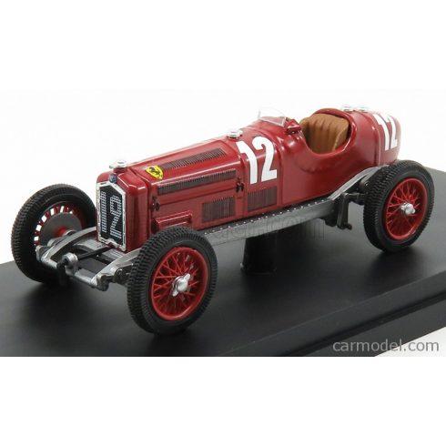 RIO MODELS ALFA ROMEO F1 P3 N 12 WINNER FRANCE REIMS - GUEUX GP 1932 T.NUVOLARI